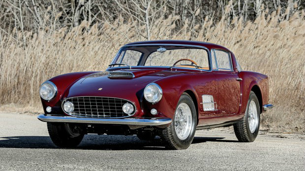 1956 Ferrari 410 Superamerica Series I Coupe (Estimate: $5,000,000-$6,000,000)