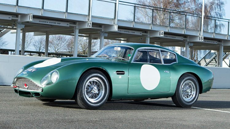 Bonhams Goodwood Festival Of Speed Sale Aston Martin DBGT - Classic aston martin for sale
