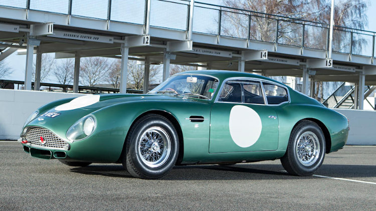 2018 (January To July): Ten Most Expensive Cars Sold At Public Auction    Top Classic Car Auctions