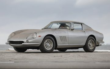 1966 Ferrari 275 GTB Long Nose Alloy