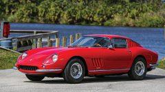 1966 Ferrari 275 GTB, estimate $2,200,000 - $2,500,000