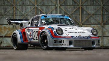 1974 Porsche 911 Carrera RSR 2.1 Turbo