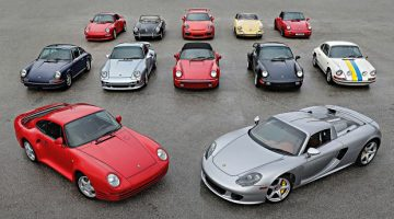 2018 Gooding Amelia Island Sale (Porsches Announcement)