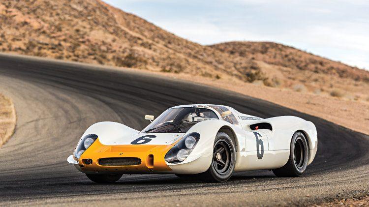 1968 Porsche 908 K no 6