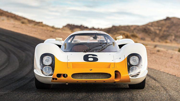1968 Porsche 908 K Front