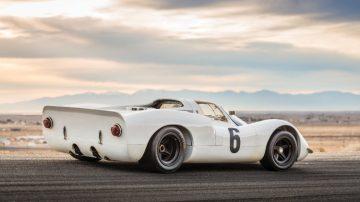 1968 Porsche 908 K rear side
