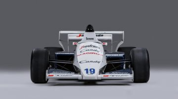 2018 Bonhams Monaco Sale (Senna Toleman-Hart F1 Car Announcement)
