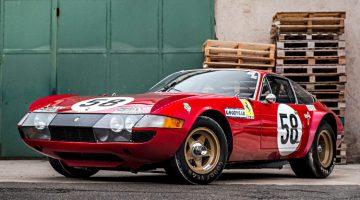 2018 Artcurial Le Mans Sale (Daytona Competizione Announcement)