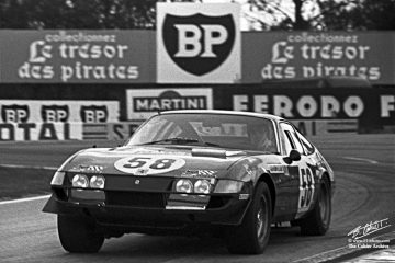 1969 Ferrari 365 GTB/4 Gr IV chassis 12467