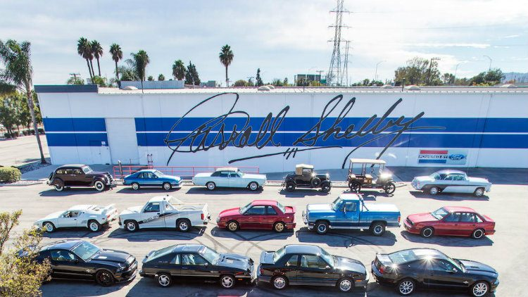 Greenwich Carroll Shelby Collection
