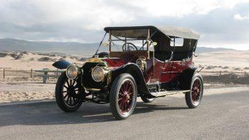 1911 Mercedes 28/60 Tourer