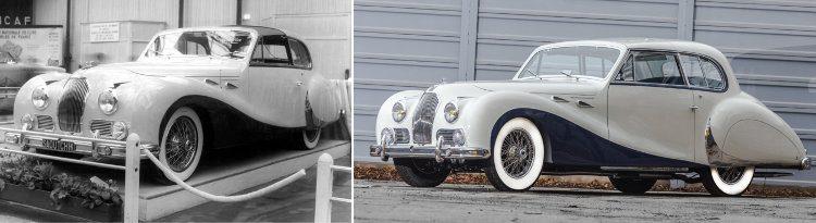 1948 Talbot-Lago T26 Record Sport