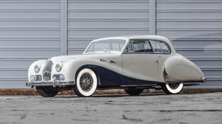 1948 Talbot-Lago T26 Record Sport with coachwork by Saoutchik
