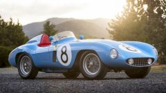 2018 Gooding Pebble Beach Sale (Ferrari 500 Mondial Announcement)