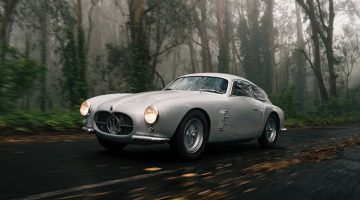 2018 RM Sotheby's Monterey 2018 Sale (Maserati A6G/2000 Zagato Announcement)