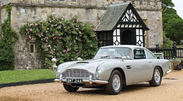 2018 Bonhams Goodwood Festival of Speed Sale (Bond Aston Martin Announcement)