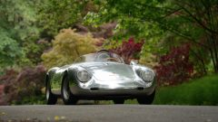 2018 Mecum Monterey Sale (Porsche 550A Announcement)