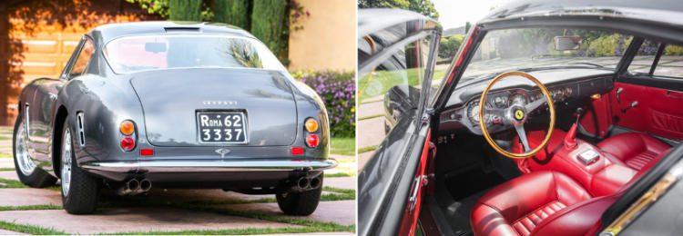 1962 Ferrari 250 GT Short Wheel Base (SWB) Berlinetta, chassis 3337 GT