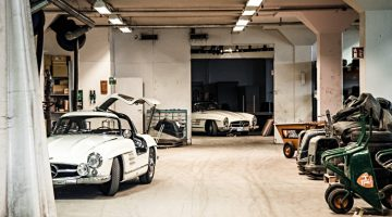 2018 Artcurial Le Mans Sale Mercedes Benz 300 SLs Announcement