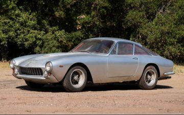 1964 Ferrari 250 GT Lusso (Estimate: $1,400,000 – $1,800,000)