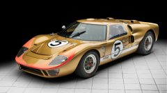2018 RM Sotheby's Monterey Sale (Ford GT40 Announcement)