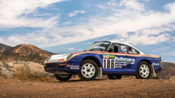 2018 RM Sotheby's Porsche Atlanta Sale (959 Paris Dakar Announcement)