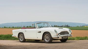 2018 Bonham Aston Martin Sale (Results Announcement)