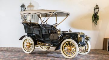 2018 Bonhams Den Hartogh Museum Ford Sale Results