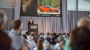 2018 Bonhams Greenwich Concours Auction (Results Announcement)