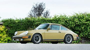 The Bridge 1977 Porsche 911S Coupe