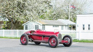 1932 Alfa-Romeo Tipo B Grand Prix Monoposto
