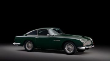 2018 RM Sotheby's London Sale (Peter Sellers' DB4GT Announcement)