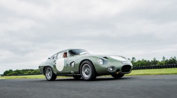 2018 RM Sothebys' Monterey Sale (Aston Martin DP215 Announcement)