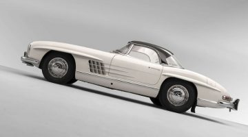 1963 Mercedes-Benz 300 SL Record