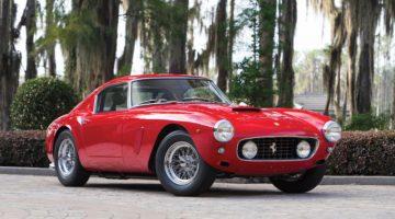 1960 Ferrari 250 GT SWB Alloy Berlinetta Competizione