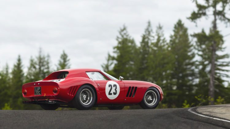 Most-Expensive Car Ever: 1962 Ferrari 250 GTO