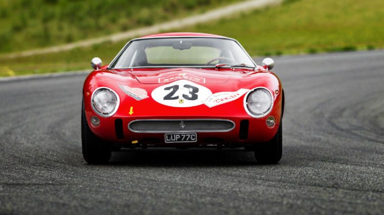 1962 Ferrari 250 GTO: Most Expensive Car In The World U2013 Patrick Ernzen ©  2018 Courtesy Of RM Sothebyu0027s