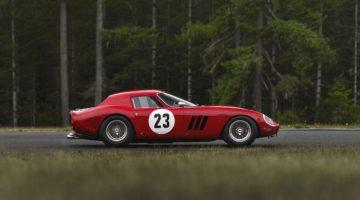 2018 Monterey Week Auctions: Top Ten Cars (Preview)