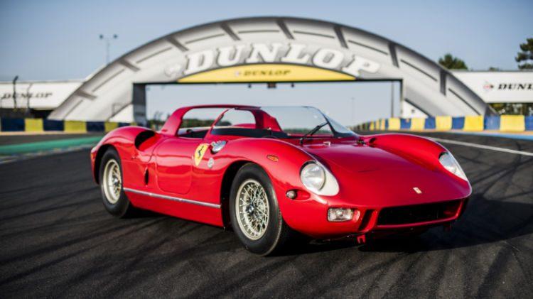 1963 Ferrari 275 P Front
