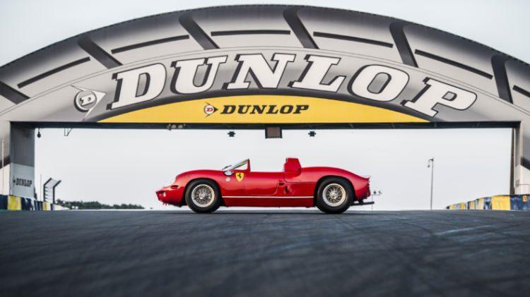 1963 Ferrari 275 P Profile