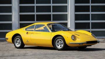 1966 Ferrari Dino Berlinetta GT