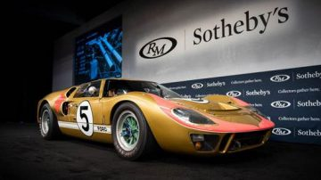 1966 Ford GT40 Mk II at Auction