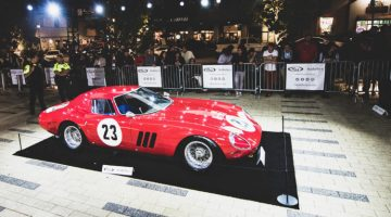 2018: List of the Million-Dollar-Plus Cars at Monterey Sales