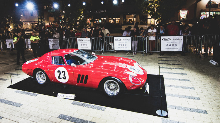 Most Valuable Car Ever Sold at Auction