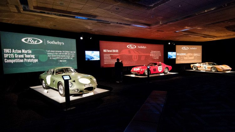 RM Sothebys Monterey Sale Auction Results Top Classic Car - Quail car show tickets price
