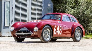 2018 Bonhams Quail Lodge Sale (Auction Results)