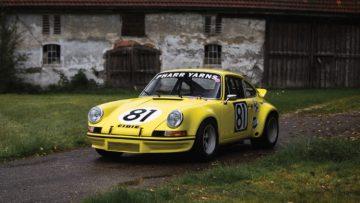 1973 Porsche 911 Carrera RSR 2.8