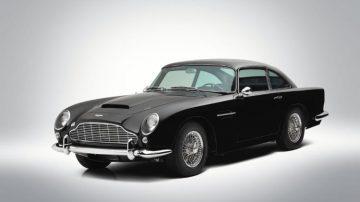 1962 Aston Martin DB4 'Series V' Vantage Sports Saloon