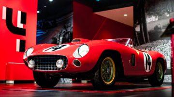 2018 RM Sotheby's Los Angeles Sale (Ferrari 290 MM Announcement)