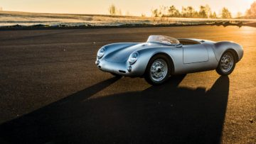 1956 Porsche 550 RS Spyder